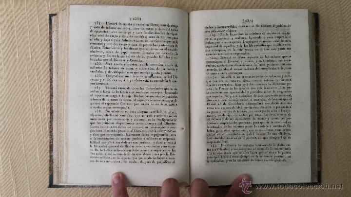 Libros antiguos: MANUAL DE HACIENDA MADRID IMPRENTA DEL COLEGIO DE SORDOMUDOS 1841 - Foto 9 - 45528932