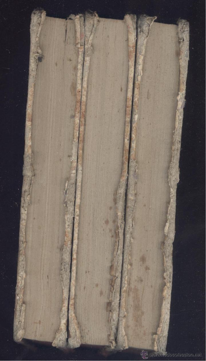 Libros antiguos: Jeremie BENTHAM et Ét. Dumont. Traités de législation civile et pénale. 3 vols. París, 1820. Derecho - Foto 3 - 45496343