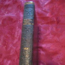 Libros antiguos: COLECCIÓN LEGISLATIVA. DECRETOS. 4º TRIM 1856. MINISTERIO GRACIA Y JUSTICIA. . Lote 45972252