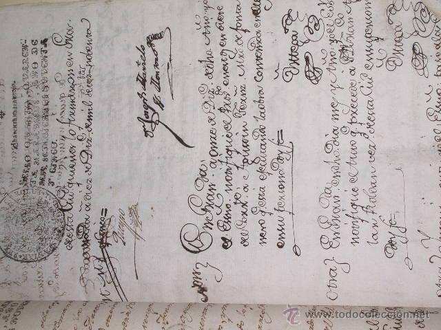 Libros antiguos: DOCUMENTO 1795. - Foto 8 - 46089458