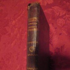 Libros antiguos: 'PRACTICA CRIMINAL DE ESPAÑA' J. MARCOS GUTIERREZ. 1924. TOMO III. Lote 46227121