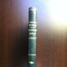 Libros antiguos: ELEMENTOS DEL DERECHO ROMANO - J. HEINECIO - LIBRERÍA DE DON MIGUEL OLAMENDI - MADRID - 1873 -. Lote 46982043