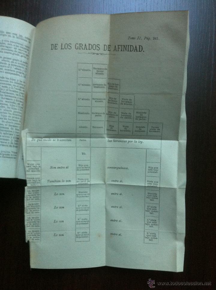 Libros antiguos: RECITACIONES DEL DERECHO CIVIL ROMANO - JUAN HEINECIO - TOMO PRIMERO - VALENCIA - 1879 - - Foto 9 - 47107394