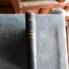 Libros antiguos: LAS SOCIEDADES DE RESPONSABILIDAD LIMITADA. POR E. FEINE. MADRID 1930. EDITORIAL LOGOS LTADA. Lote 47434697
