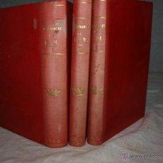 Libros antiguos: ORDENANZAS DE S.M. MADRID 1880. COMPRENDE LOS TRADOS 1 AL 8. . Lote 47719795