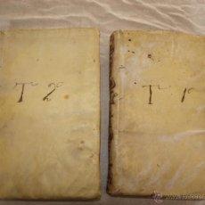 Libros antiguos: D.AEGIDII DE CASTEJON, ALCANTARENSIS. ALFHABETUM JURIDICUM. 1738. Lote 47801639