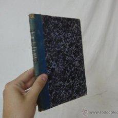 Libros antiguos: ANTIGUO LIBRO DERECHO CIVIL CATALAN, DE 1899. Lote 49643560