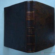 Libros antiguos: 'DECRETOS DEL REY NUESTRO SEÑOR DON FERNANDO VII Y REALES ORDENES' JOSEF Mª DE NIEVA. TOMO IX.1825. Lote 49747906