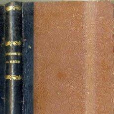 Libros antiguos: PISA PAJARES : PROLEGÓMENOS DEL DERECHO (GÓNGORA, 1876) . Lote 49786046