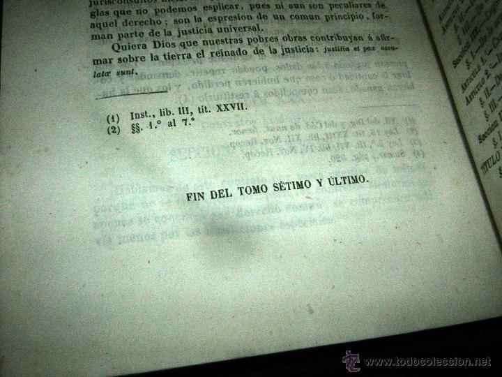 Libros antiguos: CÓDIGOS O ESTUDIOS FUNDAMENTALES, DE 1871 Y 1874, COLECCIÓN PIEL P. ESPAÑOLA GUTIERREZ F. - Foto 9 - 50125591