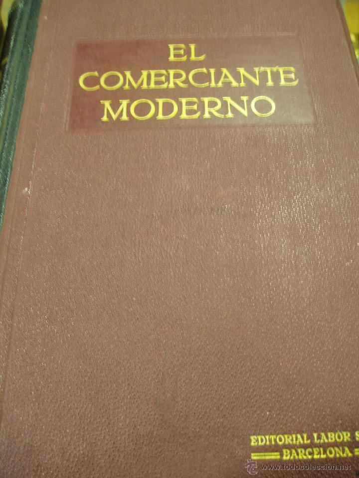 Libros antiguos: ENCICLOPEDIA COMERCIAL , SEGUNDA EDICIÓN 1915 4 TOMOS - Foto 2 - 50405057