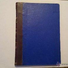 Libros antiguos: AUXILIAR DE BUFETES - EUSEBIO FREIXA Y RABASÓ - MADRID IMPRENTA DE MANUEL MINUESA 1874. Lote 50411769