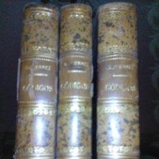 Libros antiguos: BENITO GUTIERREZ, CÓDIGOS O ESTUDIOS FUNDAMENTALES SOBRE EL DERECHO CIVIL ESPAÑOL, 5 VOLÚMENES. Lote 50562005
