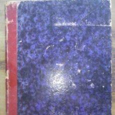 Libros antiguos: LA NOTARÍA / ORGANO OFICIAL DE LOS NOTARIOS DE CATALUÑA / AÑO 1892. Lote 50604625