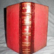 Libros antiguos: LEGISLACION FORAL DE ARAGON - AÑO 1888 - GIL BERGES - SELLOS AUDIENCIA DE CACERES.. Lote 57339220