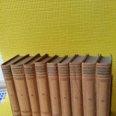 Libros antiguos: LA NUEVA TECNICA DE LOS NEGOCIOS: 9 TOMOS PARA CONOCER COMO GESTIONAR LA EMPRESA DE LA A A LA Z.. Lote 50858247