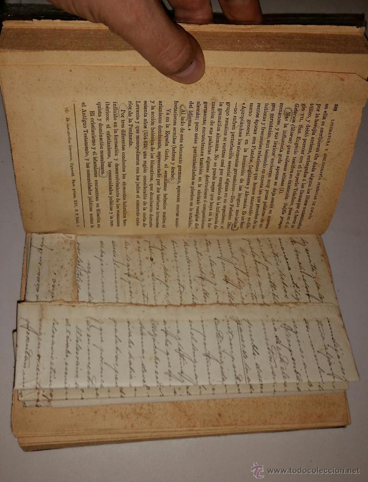 Libros antiguos: SUMARIO DE LAS LECCIONES DE HISTORIA CRITICA DE LA LITERATURA JURIDICA ESPAÑOLA - 1898 - Foto 5 - 51983067