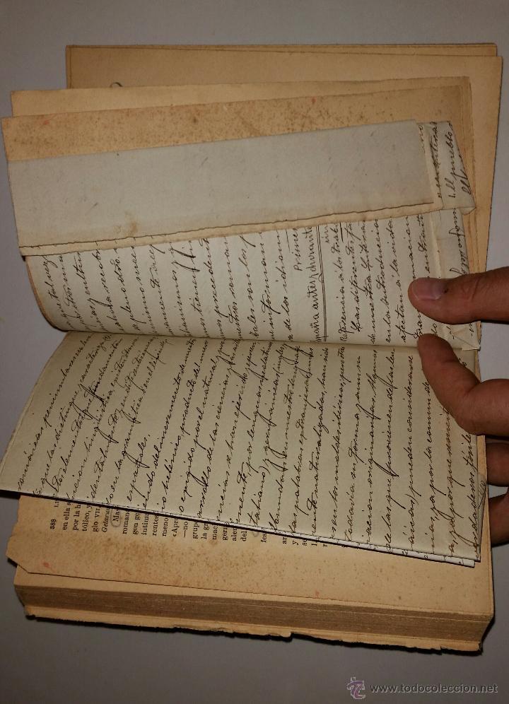 Libros antiguos: SUMARIO DE LAS LECCIONES DE HISTORIA CRITICA DE LA LITERATURA JURIDICA ESPAÑOLA - 1898 - Foto 6 - 51983067