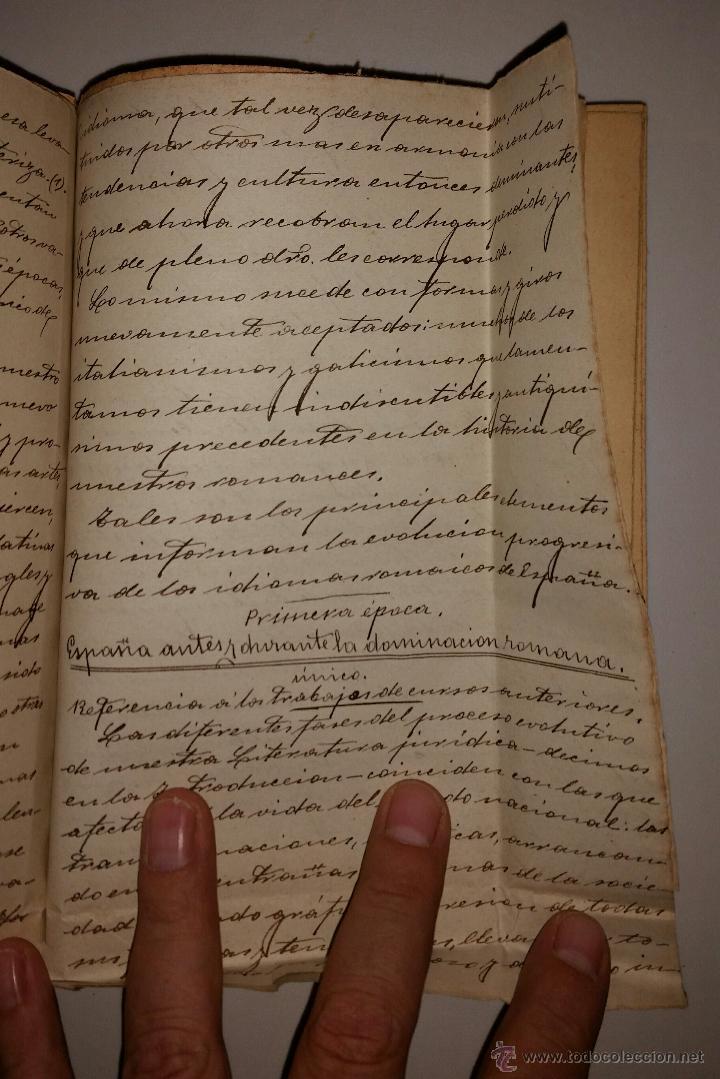 Libros antiguos: SUMARIO DE LAS LECCIONES DE HISTORIA CRITICA DE LA LITERATURA JURIDICA ESPAÑOLA - 1898 - Foto 11 - 51983067