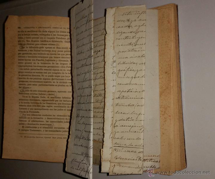 Libros antiguos: SUMARIO DE LAS LECCIONES DE HISTORIA CRITICA DE LA LITERATURA JURIDICA ESPAÑOLA - 1898 - Foto 12 - 51983067