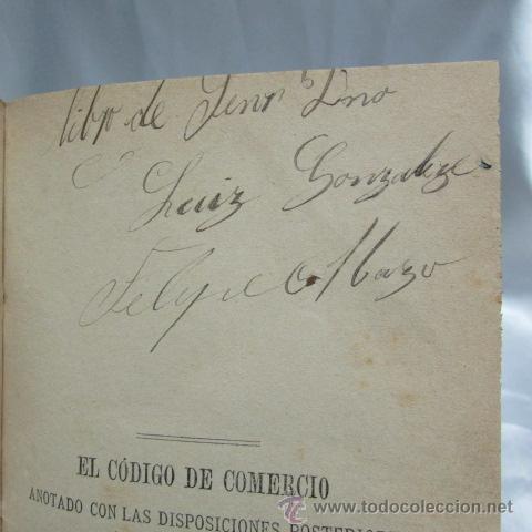 Libros antiguos: El Libro del Comerciante Pablo V. Goyena Montevideo seminario judicial administrativo 1877 - Foto 4 - 52012789