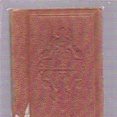 Libros antiguos: REGLAMENTO INTERNO DE LAS CORTES CONSTITUYENTES. MADRID, 1869. 61 PAGS. 11X8 CM. Lote 52338272
