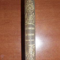 Libros antiguos: APUNTES DE DERECHO ROMANO. (PRIMER CURSO) AÑO 1869. Lote 52450429