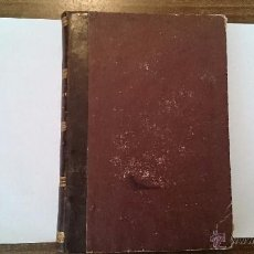 Libros antiguos: MANUAL DE SECRETARIOS DE JUZGADOS MUNICIPALES - JIMÉNEZ VERGARA - CORUÑA IMPRENTA D. PUGA 1876. Lote 52507689