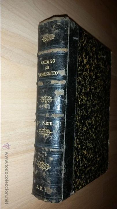 CODIGO DE COMERCIO Y LEY PROCESAL DE QUIEBRAS Y SUSPENSION DE PAGOS - M. A. DE LA LAMA - 1902 (Libros Antiguos, Raros y Curiosos - Ciencias, Manuales y Oficios - Derecho, Economía y Comercio)