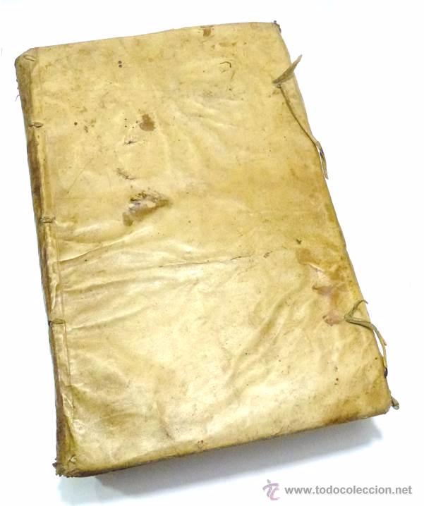 Libros antiguos: LEYES-R.P.LAURENTII DE PEYRINIS GENUENSIS-OPERA OMNIA ORDINIS MINIMORUM S.FRANCISCI DE PAULA 1.668 - Foto 2 - 53286408