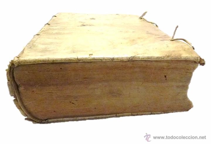 Libros antiguos: LEYES-R.P.LAURENTII DE PEYRINIS GENUENSIS-OPERA OMNIA ORDINIS MINIMORUM S.FRANCISCI DE PAULA 1.668 - Foto 3 - 53286408