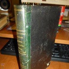 Libros antiguos: TRATADO DE LA JURISDICCION ESPECIAL DE HACIENDA PUBLICA, DE FRANCISCO OLLER Y BORRAS, BARCELONA 1858. Lote 53398600
