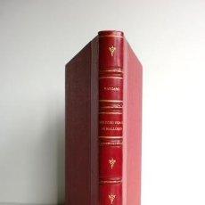 Libros antiguos: DERECHO FORAL DE MALLORCA (1904). Lote 54011583