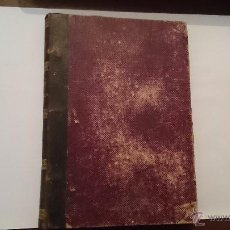 Libros antiguos: LEYES ELECTORAL MUNICIPAL Y PROVINCIAL DE 20 AGOSTO 1870 - ANDRÉS BLAS - MADRID 1876. Lote 54592021