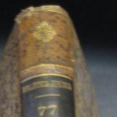 Libros antiguos: CURSO ELEMENTAL DE DERECHO CIVIL TOMO 2 AMBROSIO COLIN Y H. CAPITANT EDIT REUS AÑO 1923. Lote 55310087