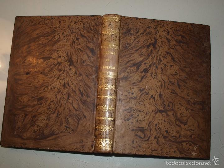 CÓDIGO DE COMERCIO. MADRID 1829. EDICIÓN OFICIAL. (Libros Antiguos, Raros y Curiosos - Ciencias, Manuales y Oficios - Derecho, Economía y Comercio)