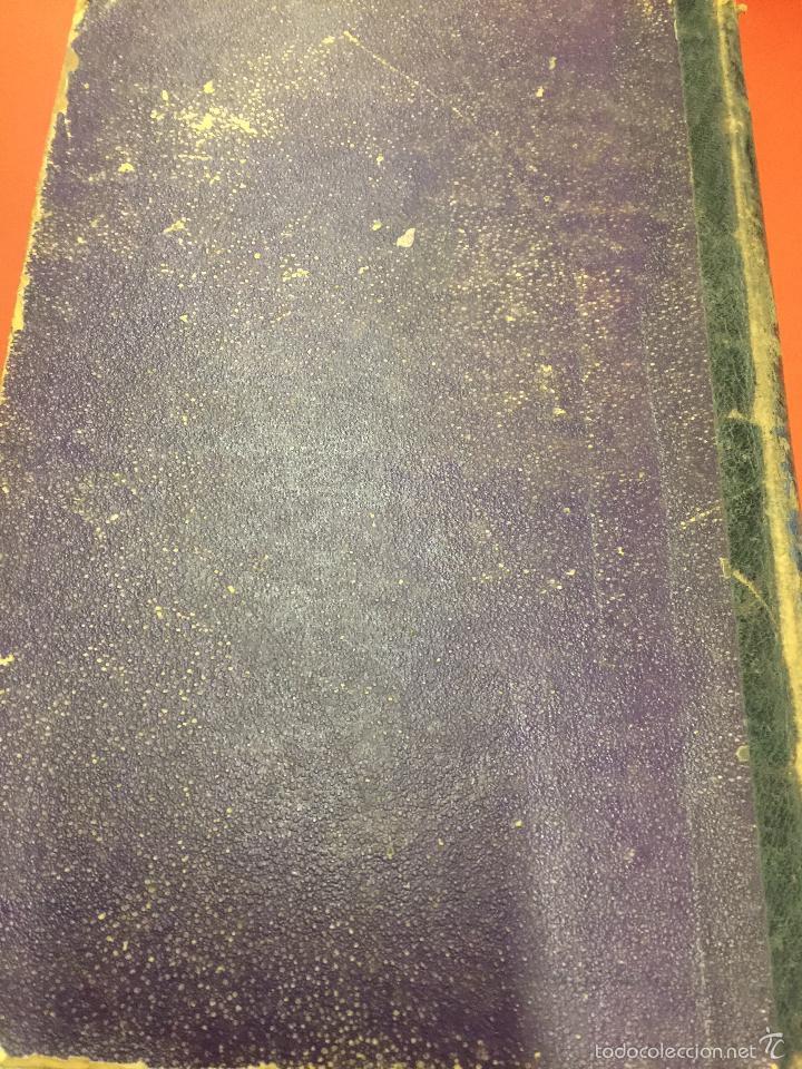 Libros antiguos: Curso elemental de fisica elemental y aplicada y nociones de quimica inorganica. 1886. - 656 pags - Foto 7 - 55367727