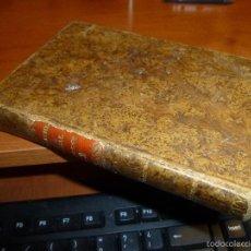 Libros antiguos: ELEMENTOS DE LEGISLACION NATURAL, POR MR. PERREAU, TOMO II, TERCERA EDICION EN VALENCIA 1840. Lote 56177683