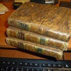 Libros antiguos: INSTITUCIONES DEL DERECHO CANONICO, DE DOMINGO CAVALLARIO, 2 TOMOS + NOTAS A LAS INSTITUCIONES... Lote 56179914