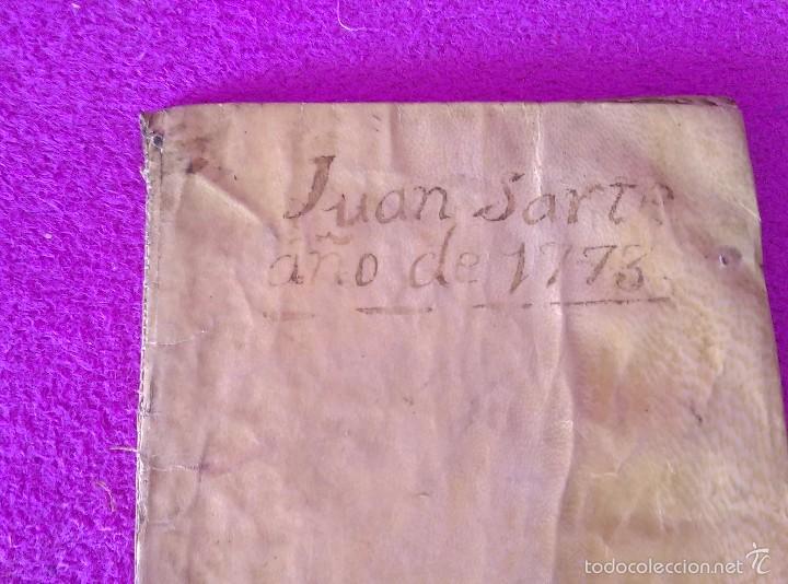 Libros antiguos: ORDENANZAS, HERMANDAD DE SOCORRO, IGLESIA PARROQUIAL DE SAN JUSTO Y PASTOR 1728 - Foto 4 - 56343897