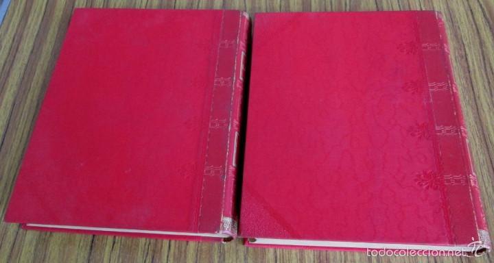 Libros antiguos: 2 tomos - LA PARTIDA DOBLE - Por Emilio Oliver Castañer 1907 - Foto 2 - 56601668