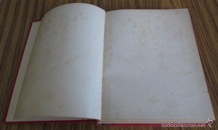 Libros antiguos: 2 tomos - LA PARTIDA DOBLE - Por Emilio Oliver Castañer 1907 - Foto 5 - 56601668