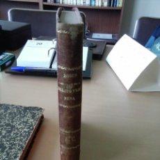 Libros antiguos: LAS DOCTRINAS FUNDAMENTALES REINANTES SOBRE EL DELITO Y LA PENA. Lote 56962388