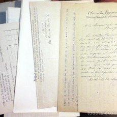 Libros antiguos: RÉGIMEN DE LAS SUCURSALES DEL BANCO DE ESPAÑA. (1916). (CONTIENE NOTAS MANUSCRITAS Y RECORTES. Lote 57380111