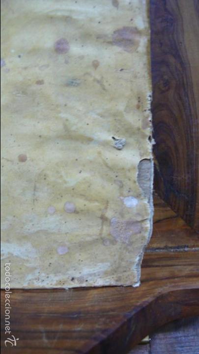 Libros antiguos: TRACTATUS DE RE CRIMINALI, SIVE CONTROVERSIARUM… LAURENTII MATTHAEU ET SANZ, 1750. - Foto 3 - 57438106