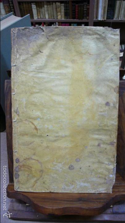 Libros antiguos: TRACTATUS DE RE CRIMINALI, SIVE CONTROVERSIARUM… LAURENTII MATTHAEU ET SANZ, 1750. - Foto 4 - 57438106