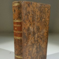 Libros antiguos: PRONTUARIO DE DIPUTACIONES PROVINCIALES 1841. Lote 57507704