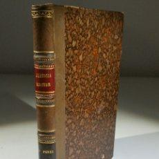 Libros antiguos: COMPENDIO DE COLÓN TRATADO TEÓRICO - PRÁCTICO DE JUZGADOS MILITARES 1860. Lote 57528962