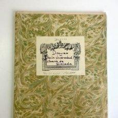 Libros antiguos: INFLUENCIA DEL DERECHO ROMANO EN LAS LEGISLACIONES MODERNAS (1879). Lote 57682702