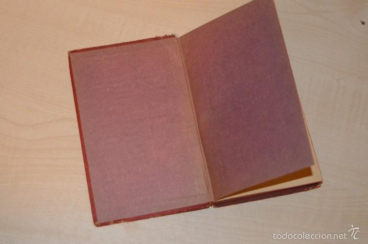 Libros antiguos: Revista de los Tribunales - Legislación Electoral - Editorial Gongora - Año 1933 - 5ª edición - Foto 6 - 57796245